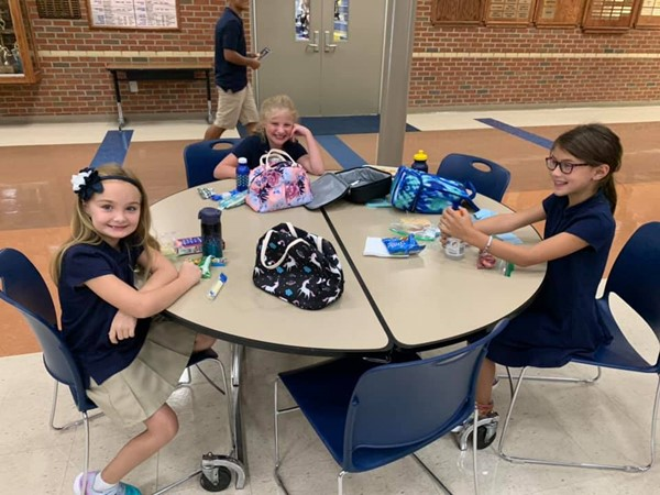 2019 1st Day of School