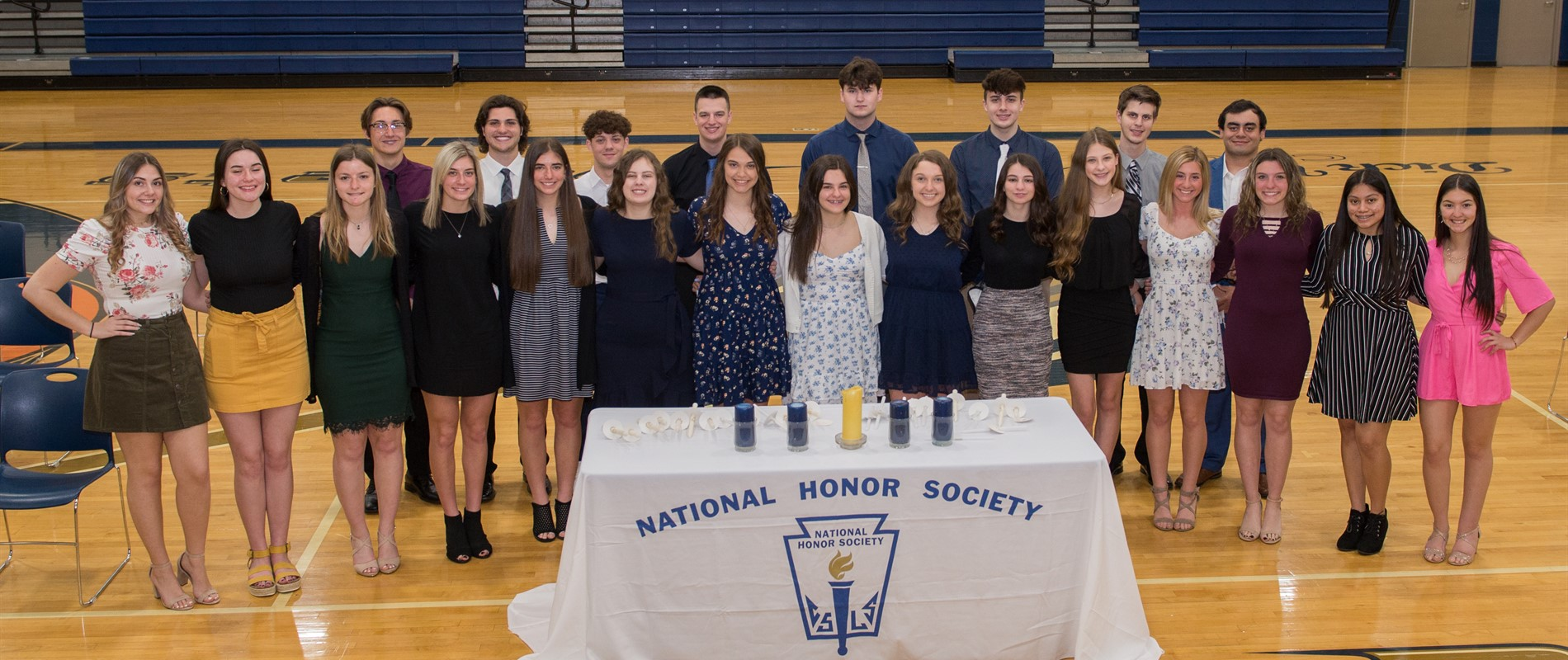 2021 NHS Induction