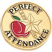 2017-2018 High School Perfect Attendance